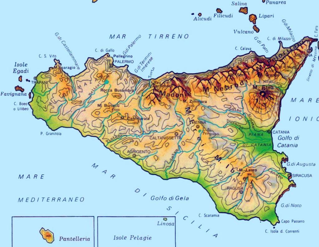 Elenco DOCG Sicilia