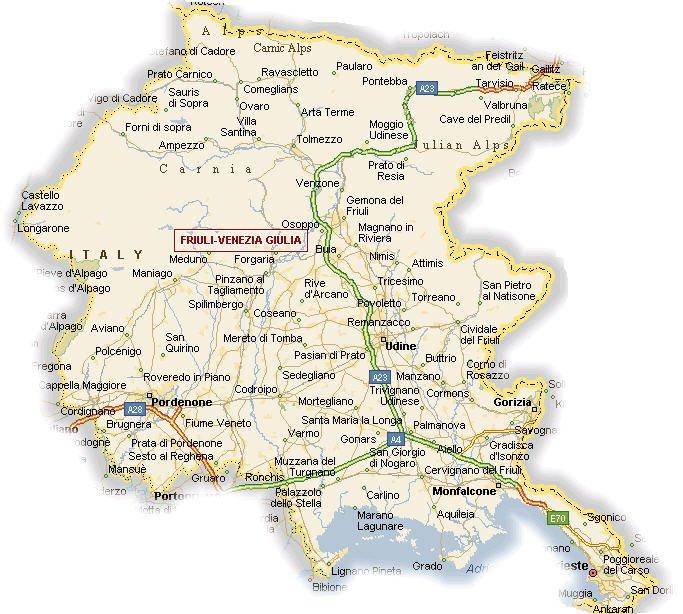 DOCG Friuli