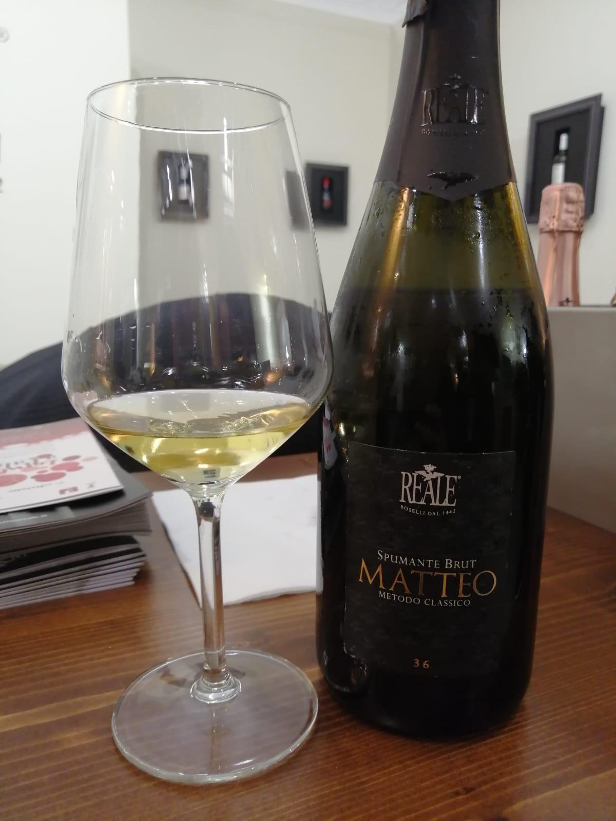 Matteo Cantina Reale di Boselli